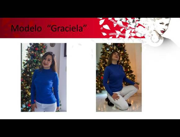 Fashion - Blusa Modelo Graciela