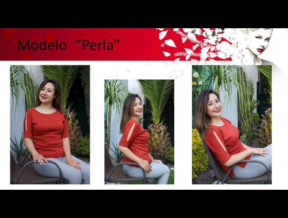 Fashion - Blusa Modelo Perla