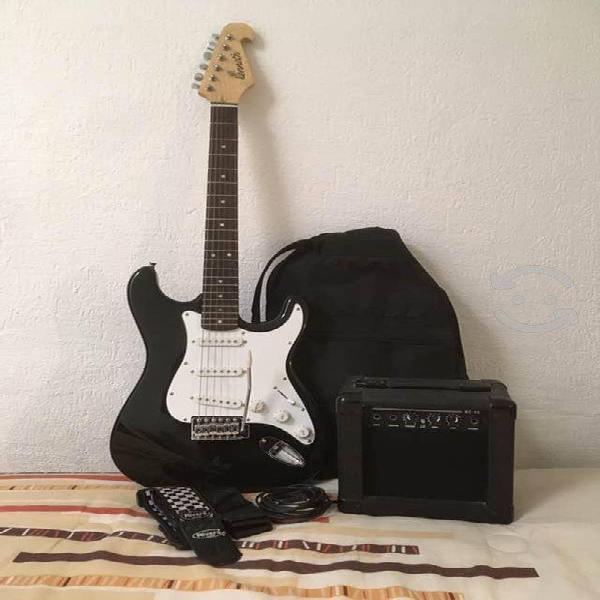Guitarra eléctrica kenneth