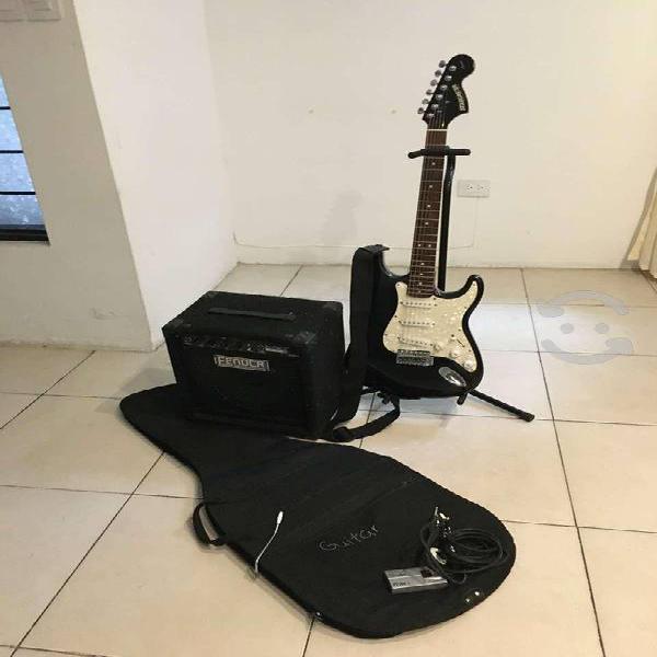 Guitarra eléctrica starcaster strat electric