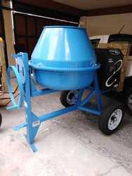 Maquina para mezclar concreto en renta