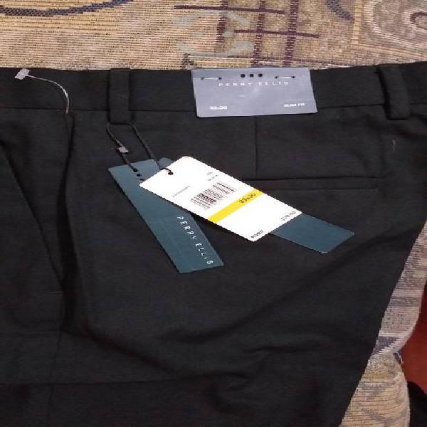 Pantalón de vestir perry ellies negro
