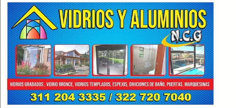 Vidrios Y Aluminios N. C. G