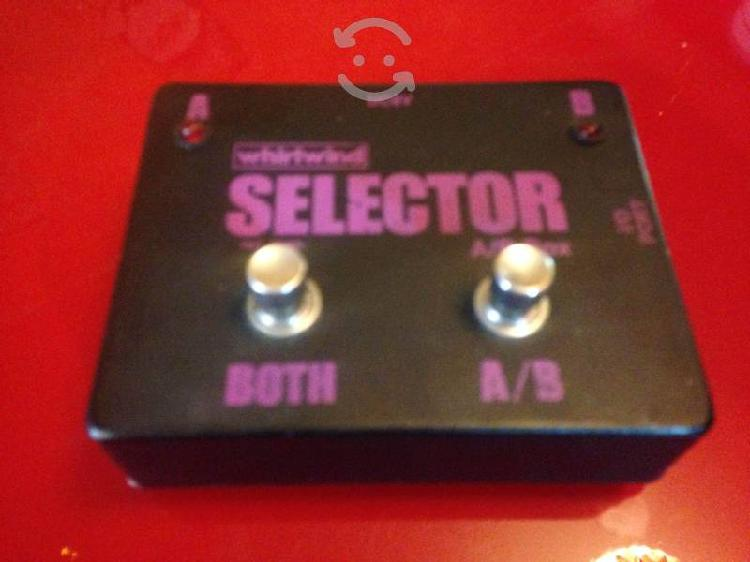 Whirlwind Box Selector