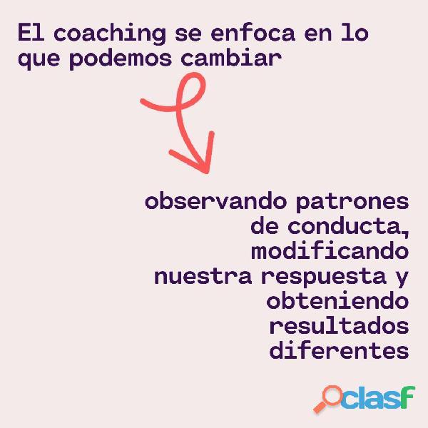 Primer Sesión de Coaching Gratis  online