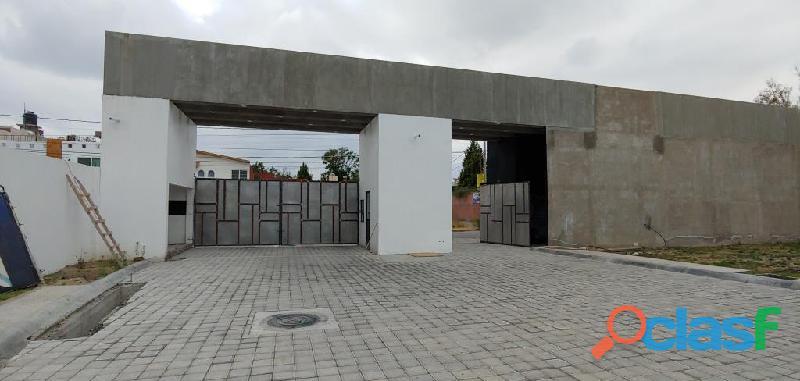 Terreno en venta en San Andrés Cholula Puebla Rincón Morillotla