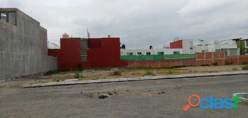 Terreno en venta en San Andrés Cholula Puebla Rincón Morillotla 2