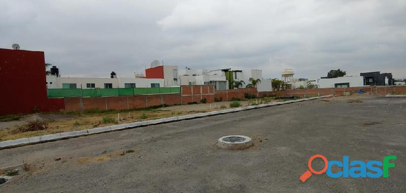 Terreno en venta en San Andrés Cholula Puebla Rincón Morillotla 3