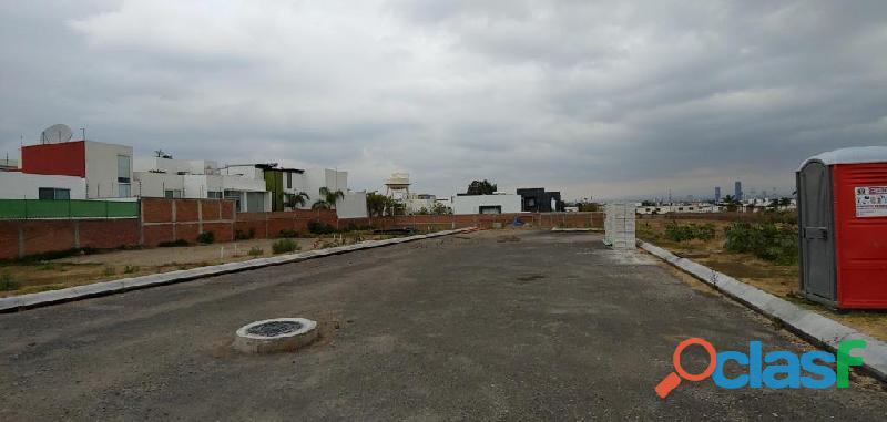 Terreno en venta en San Andrés Cholula Puebla Rincón Morillotla 4