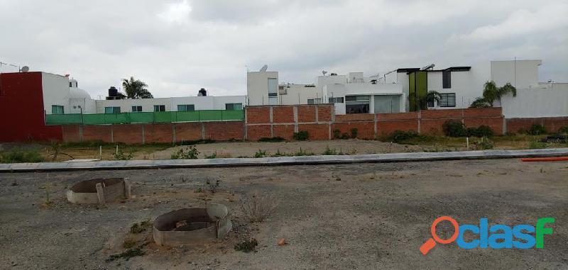 Terreno en venta en San Andrés Cholula Puebla Rincón Morillotla 5