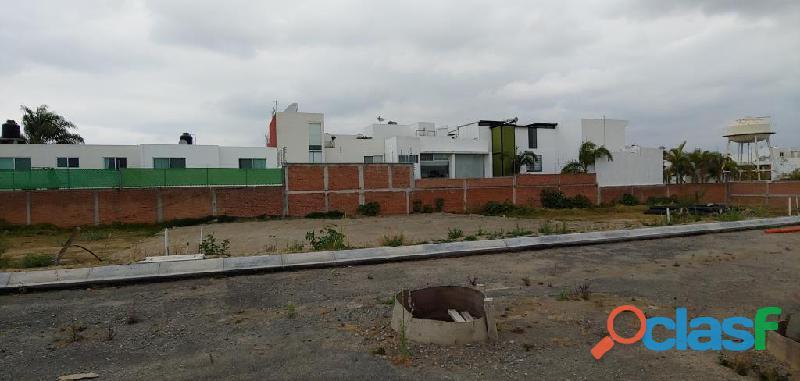 Terreno en venta en San Andrés Cholula Puebla Rincón Morillotla 7