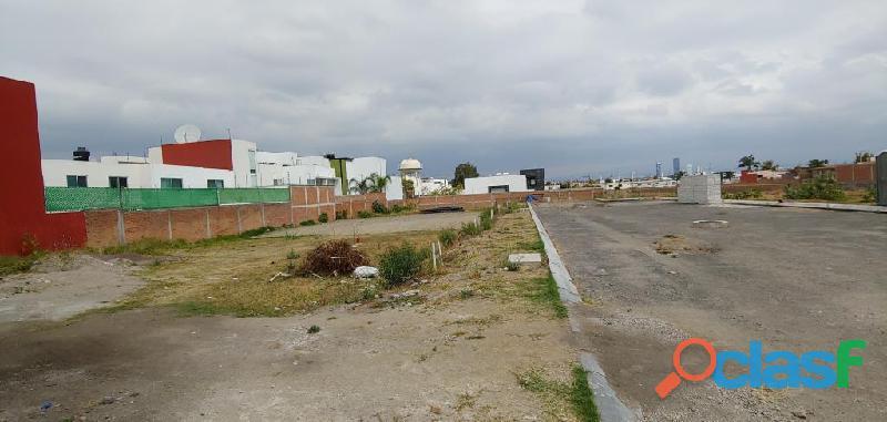 Terreno en venta en San Andrés Cholula Puebla Rincón Morillotla 8