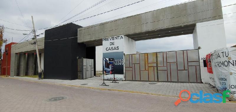 Terreno en venta en San Andrés Cholula Puebla Rincón Morillotla 9