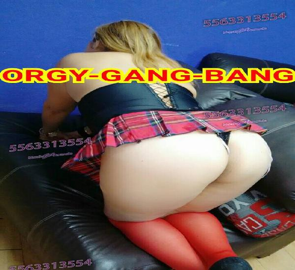 ORGY GANG BANG TARDE DE MUÑECAS PARA CABALLEROS EN LA CDMX