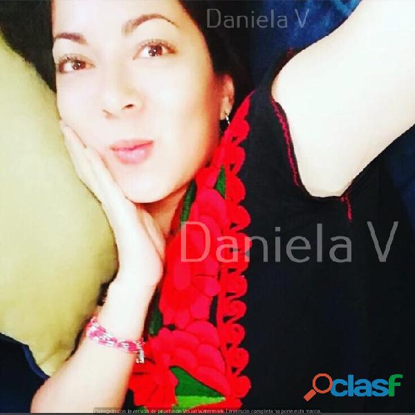 Daniela   $900 pesos   1 hora  Escort Independiente