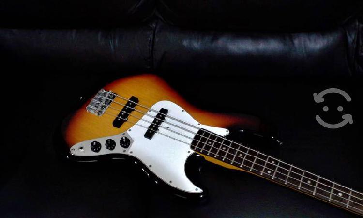 Bajo modelo fender jazz bass nuevo vendo y cambio