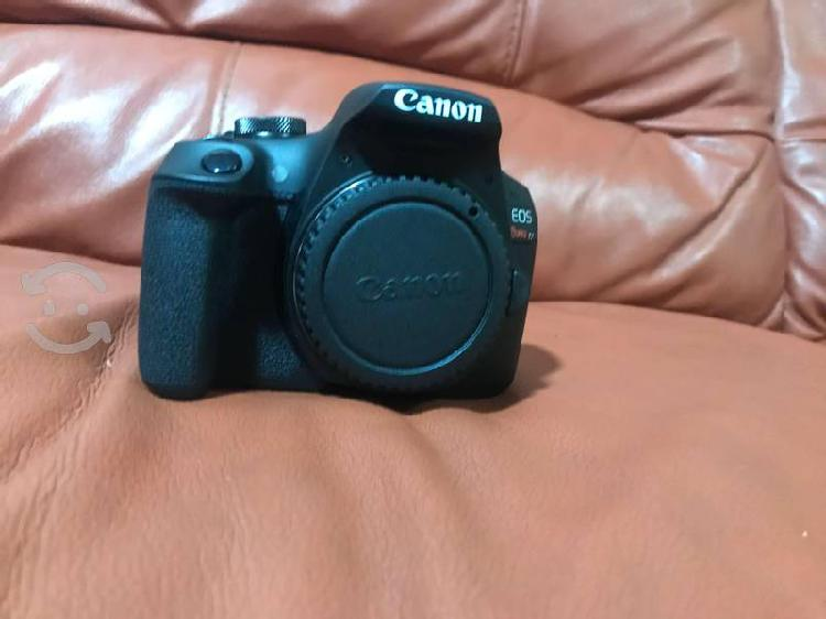 Camara fotografica canon t7 nueva
