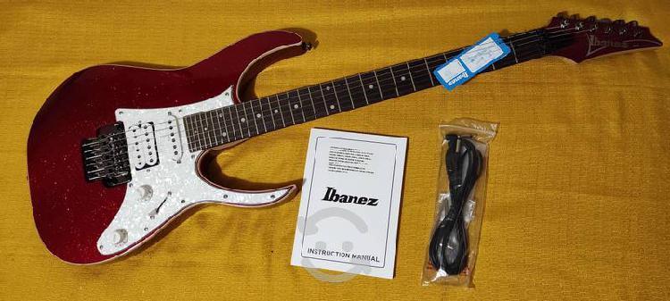 Guitarra ibanez rg550xh nueva