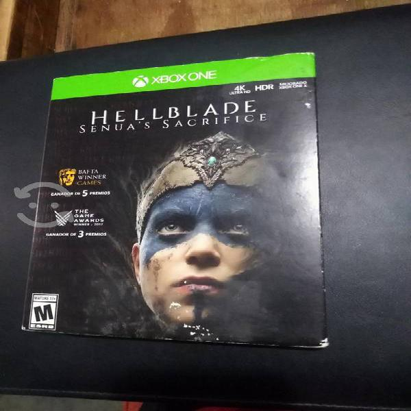 Hellblade xbox one
