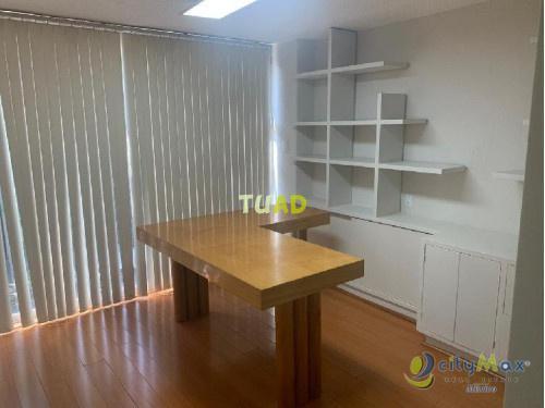 Oficina en renta colonia anzures con privado y baño