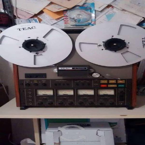 Vendo grabadora de carrete abierto marca teac