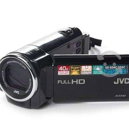 Videocamara jvc everio 40x usada
