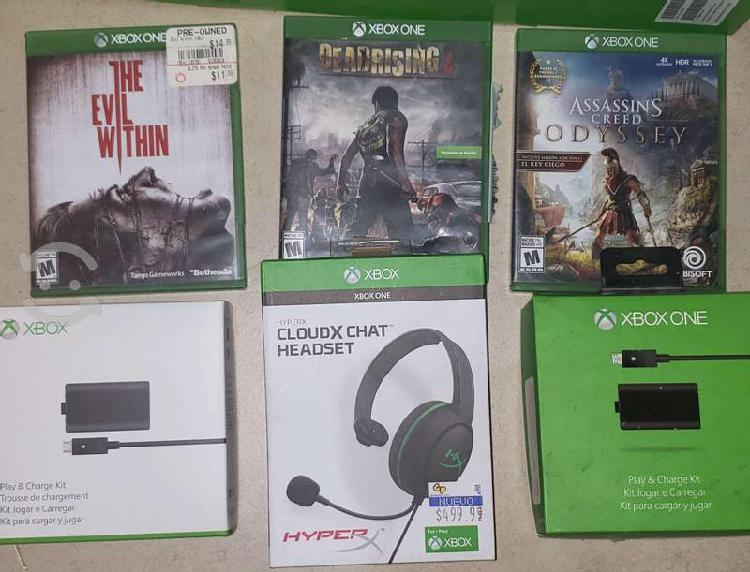 Xbox one x 1tb ¡aprovecha!
