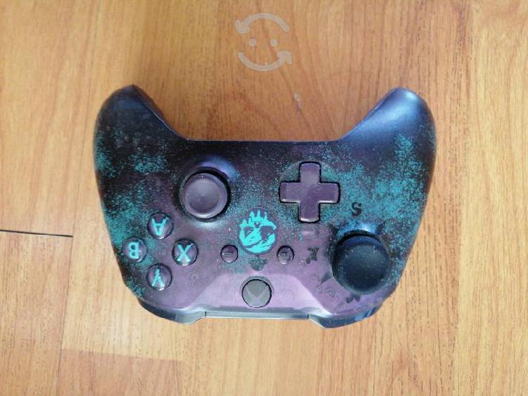 Xbox one con control