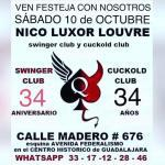 LUXOR LOUVRE SWINGER CLUB CUCKOLD