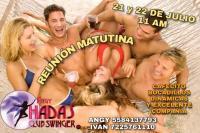 REUNIÓN MATUTINA CANDENTE!