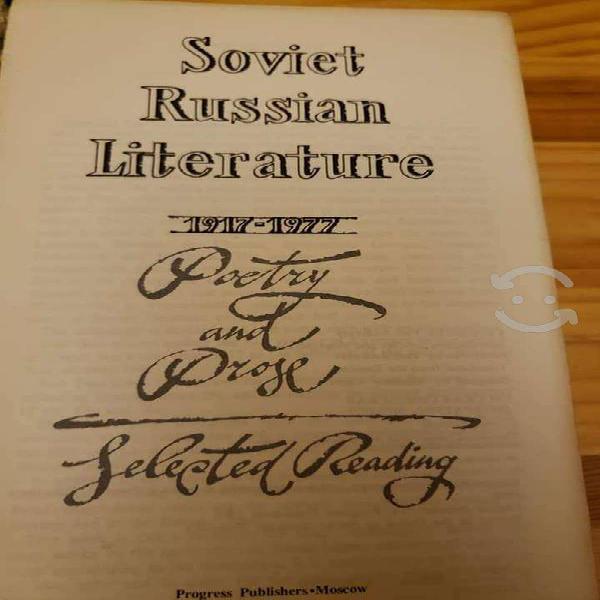 Literatura sovietica