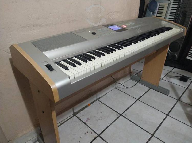 Piano yamaha dgx-505 88 teclas