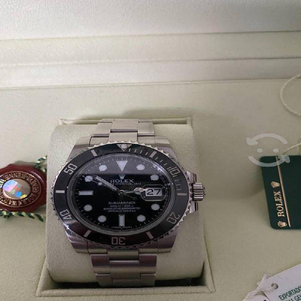 Rolex submariner original cerámico