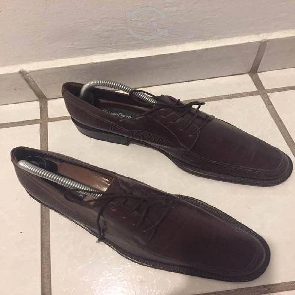 Zapatos caballero piel jean pierre