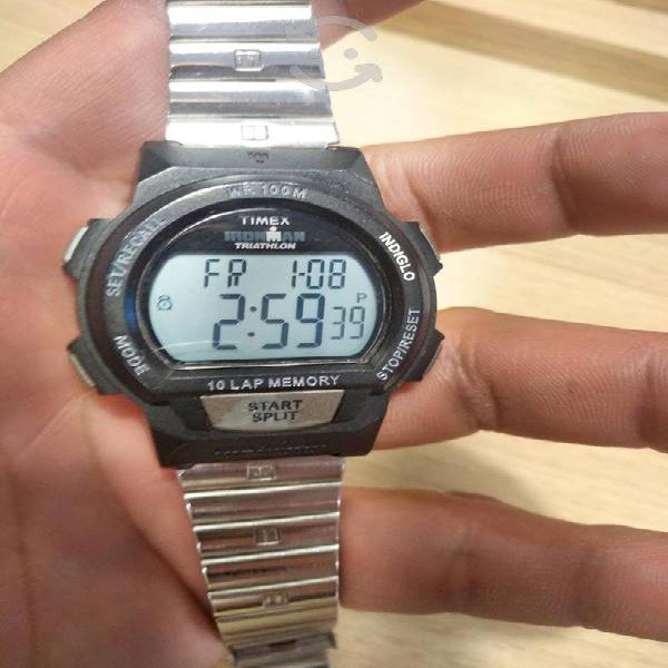 Reloj timex iron man