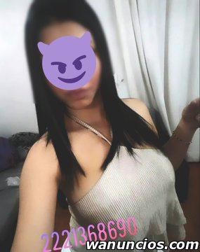 ANDREA, QUIERO LLEVAR TU SEXUALIDAD A OTRO NIVEL. (PUEBLA)