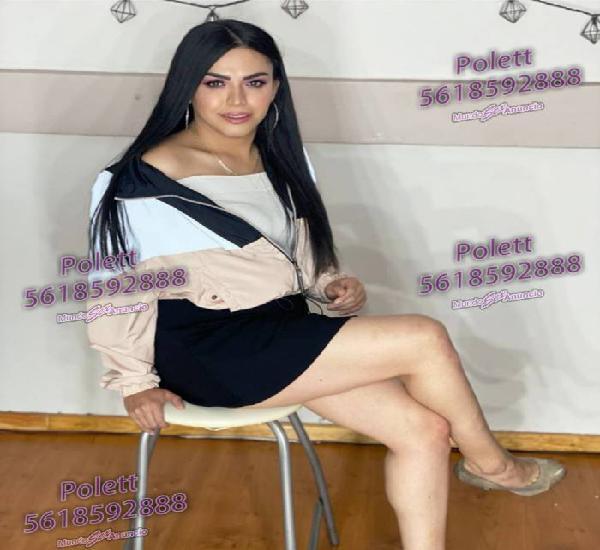 Polly Chica Travesti Real Femenina y Complaciente