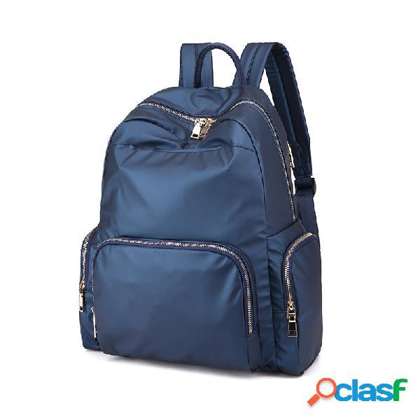 Mochila de viaje oxford mochila de gran capacidad