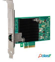 Intel tarjeta de red x550t1blk de 1 puerto, 8000 mbit/s, pci express