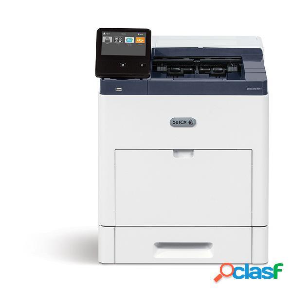 Impresora xerox versalink b610/dn, blanco y negro, láser, inalámbrico, print (incluye 1 bandeja estándar de 700 hojas) - requiere instalación por parte de xerox consulta a servicio al cliente