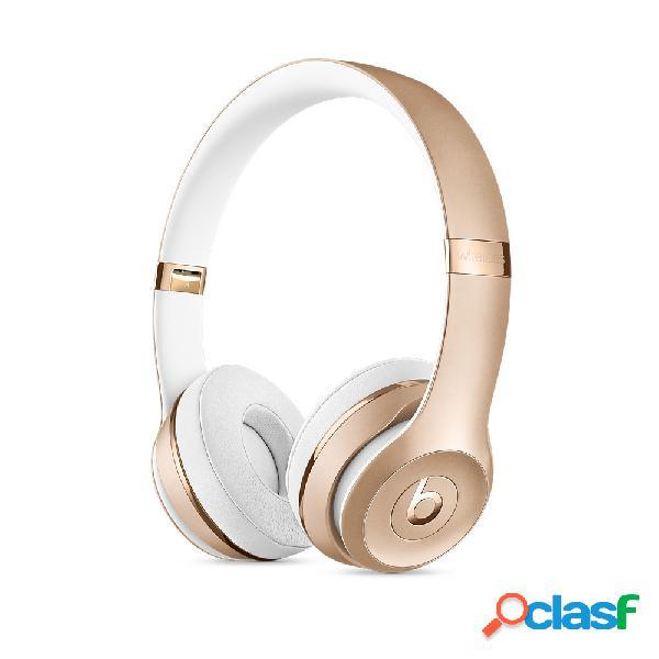 Beats by dr. dre audífonos beats solo3 wireless, bluetooth, oro