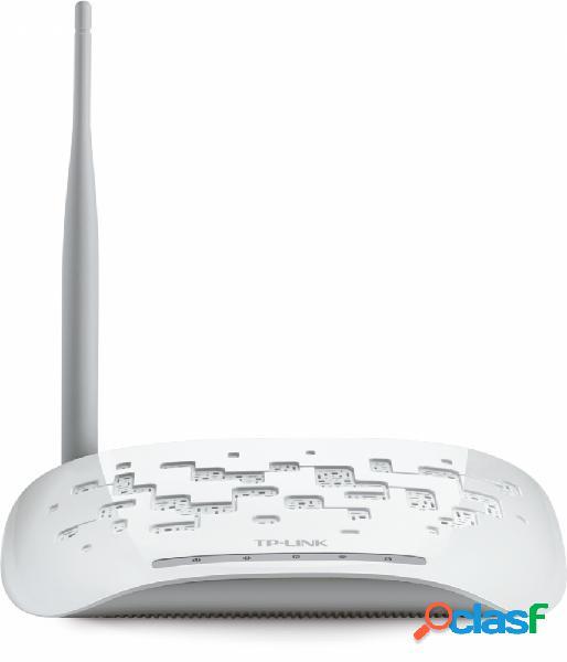 Access point tp-link tl-wa701nd, inalámbrico, 150mbit/s, 2.4ghz, 5dbi