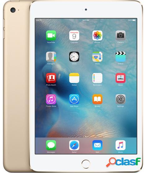 "Apple ipad mini 4 retina 7.9"", 128gb, wi-fi + cellular, oro (4.ª generación - septiembre 2015)"