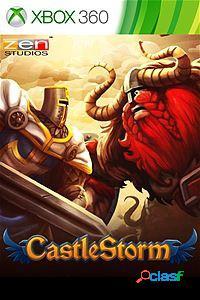 Castlestorm, xbox 360 - producto digital descargable