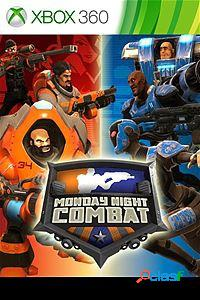Monday night combat, xbox 360 - producto digital descargable