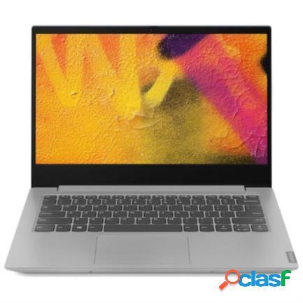 """Laptop lenovo ideapad s340 14"""" full hd, intel core i7-1065g7 1.30ghz, 8gb (4gb + 4gb), 1tb + 128gb ssd, windows 10 home 64-bit, gris"""