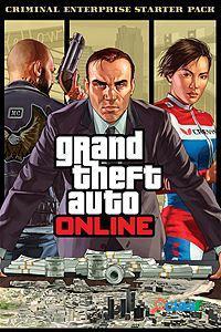 Grand theft auto online: criminal enterprise starter pack, dlc, xbox one - producto digital descargable