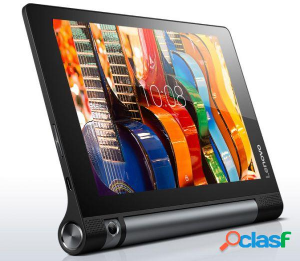 "Tablet lenovo yoga 3 8"", 16gb, 1280 x 800 pixeles, android 6.0, bluetooth, negro"