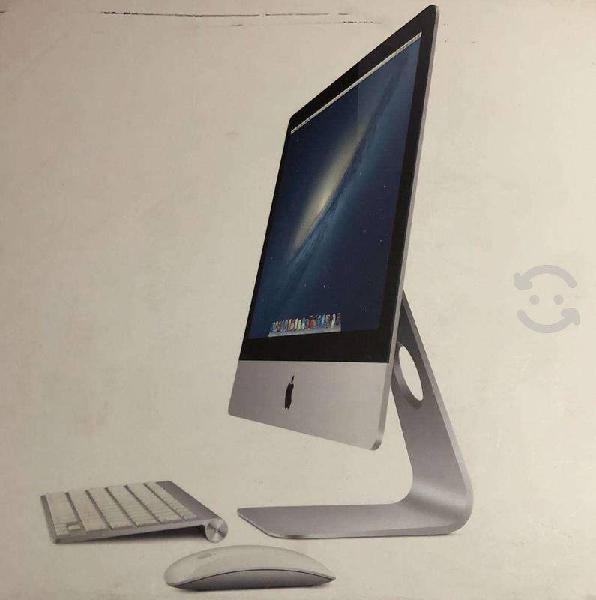 Apple imac late 2012 de 21 pulgadas