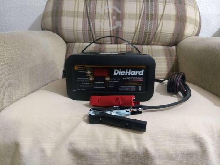 Arrancador /cargador de baterías automotriz nuevo